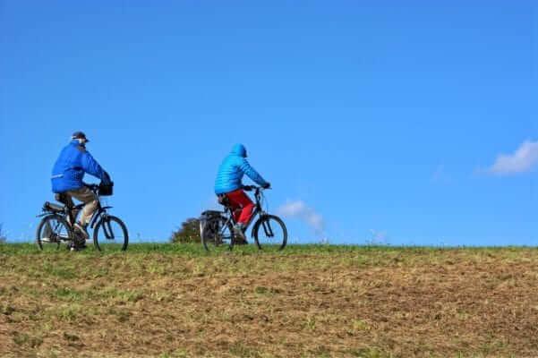 Fahrradtour Brandenburg